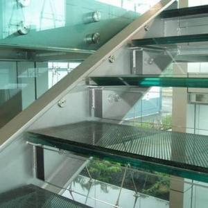 Fabrication vitrage escalier Bretteville-Sur-Odon